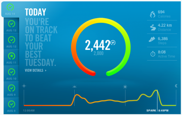 NikeFuel_Screenshot