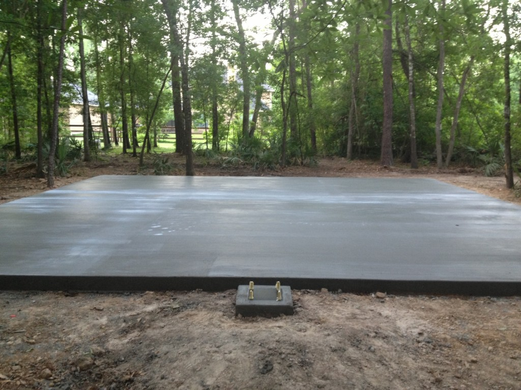 bball court_concrete drying pic 1