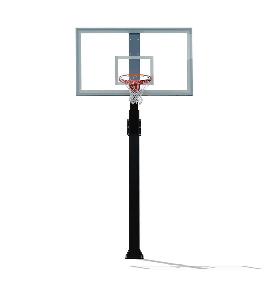 Diy Basketball Hoop Pole