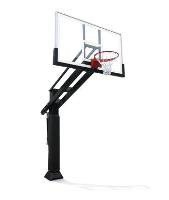 Pro Dunk Diamond Basketball System