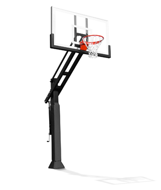 Pro Dunk Gold Basketball System