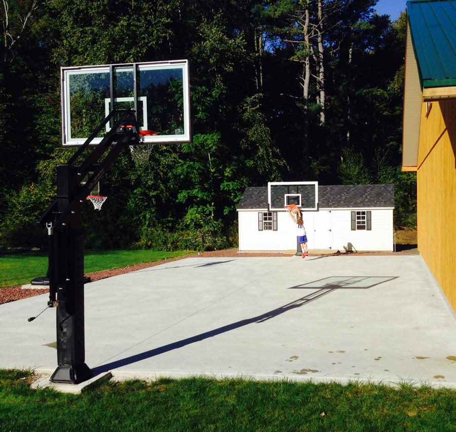 Goal Platinum: Pro Dunk Platinum Basketball System
