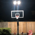 Home court under the lights